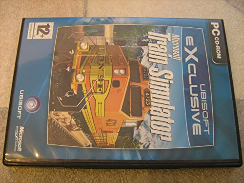 [UK-Import]Microsoft Train Simulator Game (Exclusive) PC