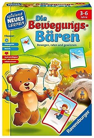 Ravensburger Bewegungsspiel - Die Bewegungs-Bären