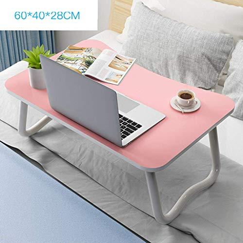 JD Bug Draagbare laptop tafel Luie tafel Koffietafel Laptop bureau tafel, Opvouwbare laptop lade met K slaapbank
