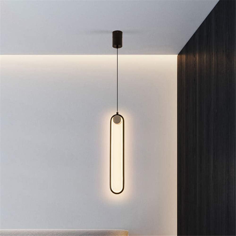 NIUYAO List price Pendant Light Oval Metal Hanging Fixture LED Modern Luxury goods