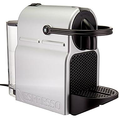 Nespresso Inissia Original Espresso Machine by De'Longhi, Silver