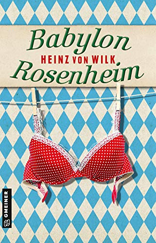 Babylon Rosenheim: Kriminalroman (Ex-Bulle Max Auer 2)