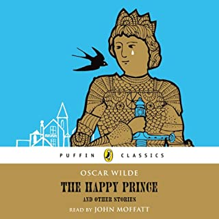 The Happy Prince and Other Stories cover art