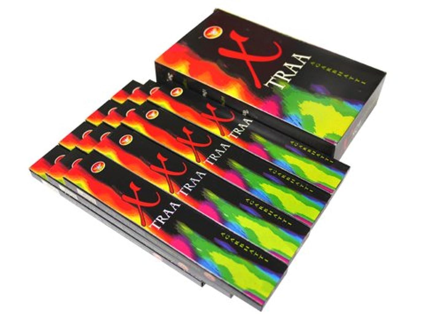 汚い染色多様性GAJALAKSHMI(ガジャーラクシュミー) Xタラ香 スティック X TRAA 12箱セット