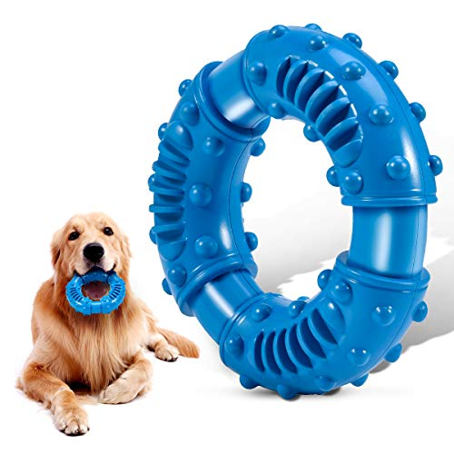 (45% OFF Coupon) Natural Rubber Dog Dental Toy $4.94