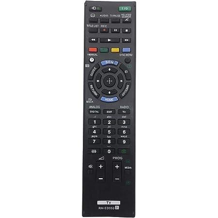 Universal Tv Fernbedienung Für Sony Bravia Tv Elektronik