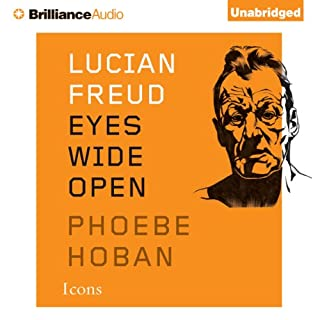Lucian Freud cover art