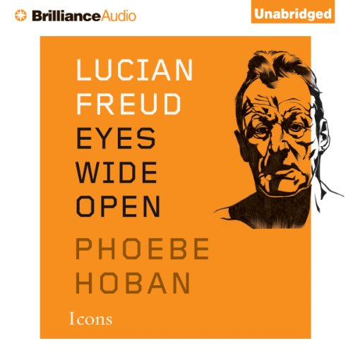 Lucian Freud audiobook cover art