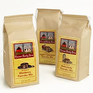 Best brown family farm pancake mix Reviews