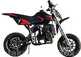 starmax 40cc Gas Powered Kids Mini Dirt Bike (Black)