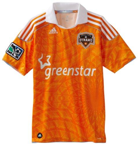 adidas MLS Houston Dynamo Trikot für Jugendliche, Größe XL