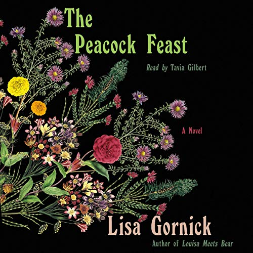 The Peacock Feast audiobook cover art