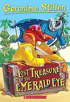 Paperback Lost Treasure of the Emerald Eye Book