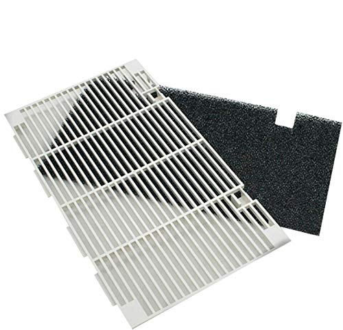 RV A/C Ducted Air Grille for 3104928.019, Replace Air Conditioner Grill with 3 Filter Pad Accessories
