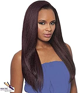Outre Synthetic Hair Half Wig Quick Weave Batik Dominican Blow Out Straight (DR2730)