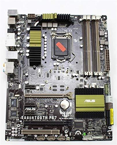 ASUS Sabertooth P67 Intel P67 Mainboard ATX Sockel 1155