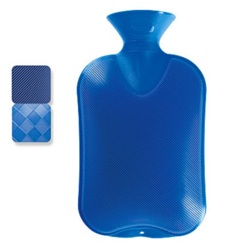 Fashy Red Classic Hot Water Bottle water bottle