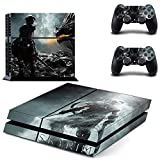 TAOSENG The Elder Scrolls V Skyrim Ps4 Stickers Playstation 4 Skin Sticker Decal For Playstation 4 Ps4 Console & Controller Skins Vinyl