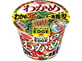 EDGE×わかめラー油蕎麦 わかめ3.5倍 96g ×12食