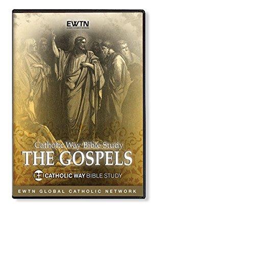 Conjunto de DVD Catholic WAY BIBLE STUDIESTHE GOSPELS AN EWTN 2-DISC