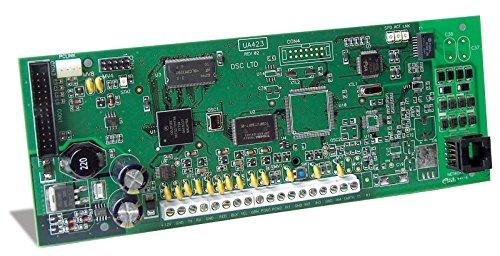 DSC Sistema de Alarma de Seguridad TL250 Internet Alarma Comunicador - PowerSeries/Maxsys
