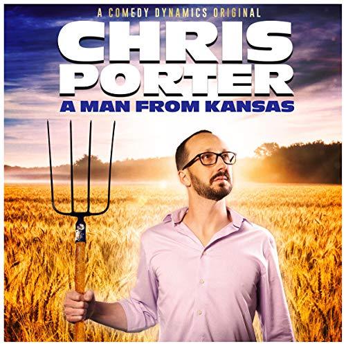 Chris Porter: A Man from Kansas audiobook cover art