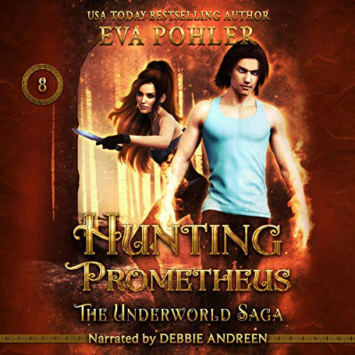 Couverture de Hunting Prometheus