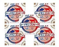 K&K 国分 シーチキンコンビーフ 80g 5個 軽減税率対象