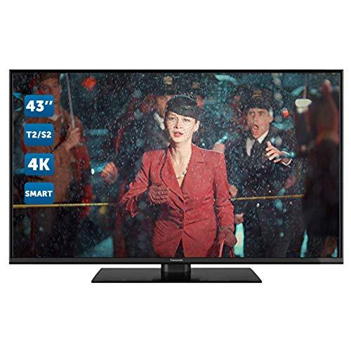 Panasonic TX-43GX555E – El mejor televisor  4K Ultra HD