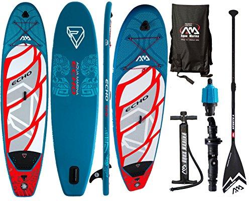 Aqua Marina ECHO 10.6 iSUP Sup Stand Up Paddle Board Paddel nach...