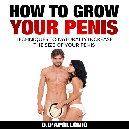 How to Grow Your Penis audiobook cover art