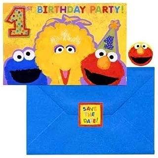 Best elmo birthday invitation ideas Reviews