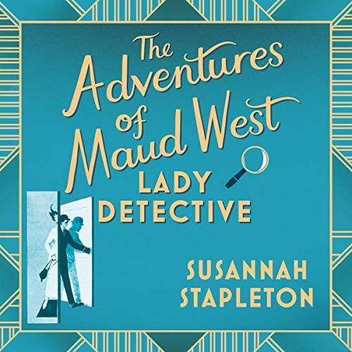 The Adventures of Maud West, Lady Detective Titelbild