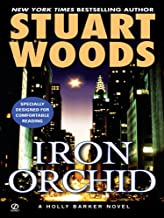 Iron Orchid (Holly Barker Series Book 5)