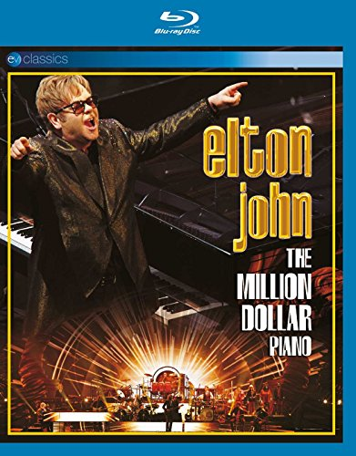 The Million Dollar Piano (Bluray) [Blu-ray]