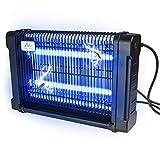Gardigo - Lampe Anti Moustique Electrique UV Tue Mouches Destructeur Insectes 16W...