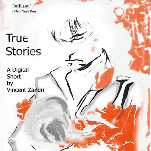 True Stories audiobook cover art