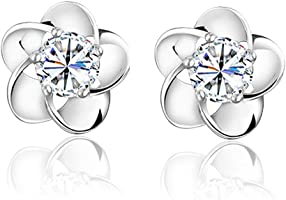 Xeminor Stockton 1 Piece of Earrings with 'silver'