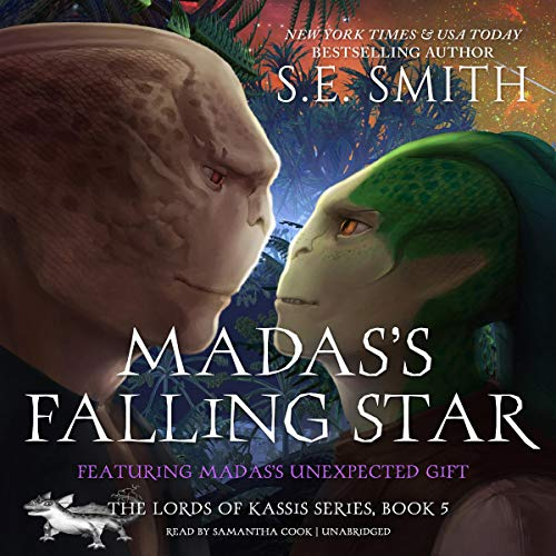 Madas's Falling Star (Featuring Madas's Unexpected Gift) cover art
