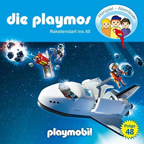 Raketenstart ins All. Das Original Playmobil Hörspiel Titelbild