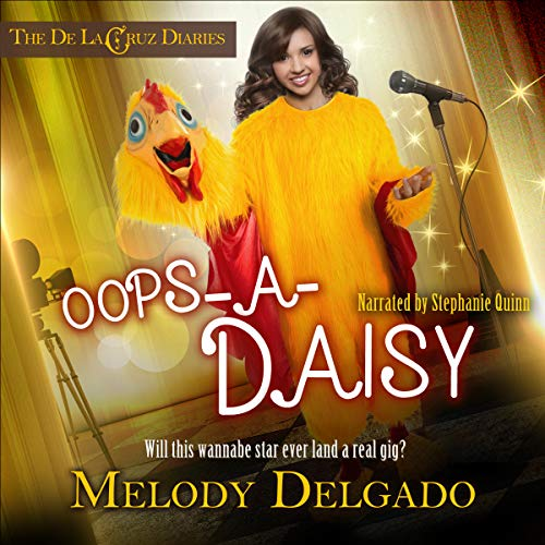 Oops-A-Daisy audiobook cover art