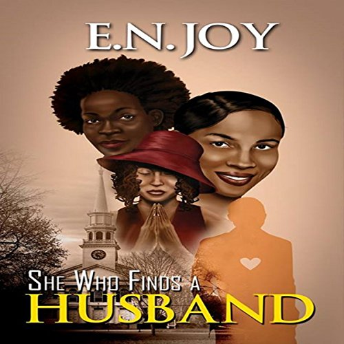 She Who Finds a Husband audiobook cover art