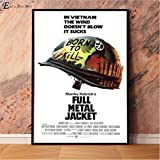 Full Metal Jacket Krieg Movie Poster Und Drucke Wandkunst