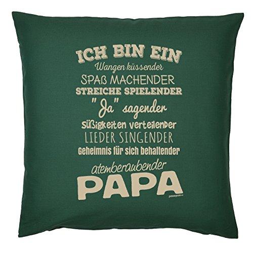 Cadeau voor papa voor vaderdag kussen voor vaders cool kussen met het vullen van leuk gezellige snoepjes. papa Kerstmis verjaardag