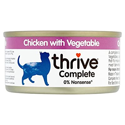 Thrive Cat 100% COMPLETE
