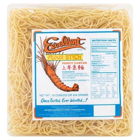 Excellent Pancit Canton Noodles, 16oz