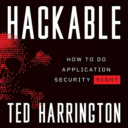 Hackable Audiobook By Ted Harrington cover art