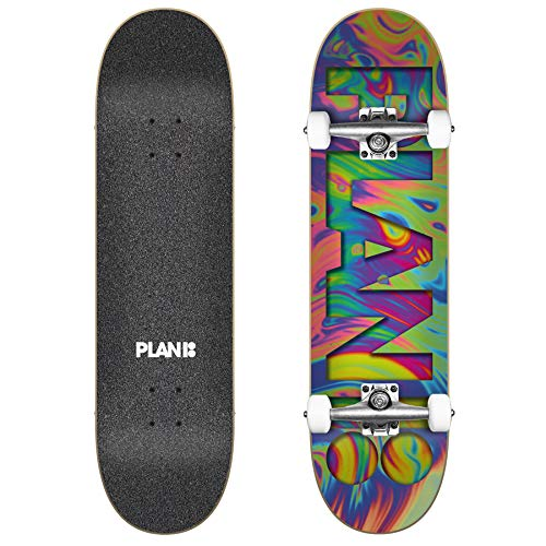 Plan B Team Psychedelic 7.75' Complete Board