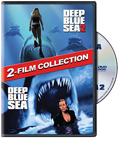 Deep Blue Sea/Deep Blue Sea 2 2-Film Collection (DVD)