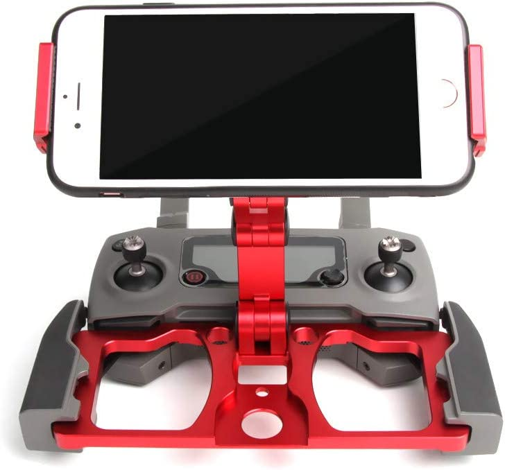 Bescita Sunnylife Support pour tablette DJI Mavic 2 Pro/Zoom Air/Spark rouge